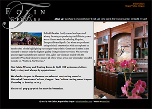 NextGem client: Folin Cellars